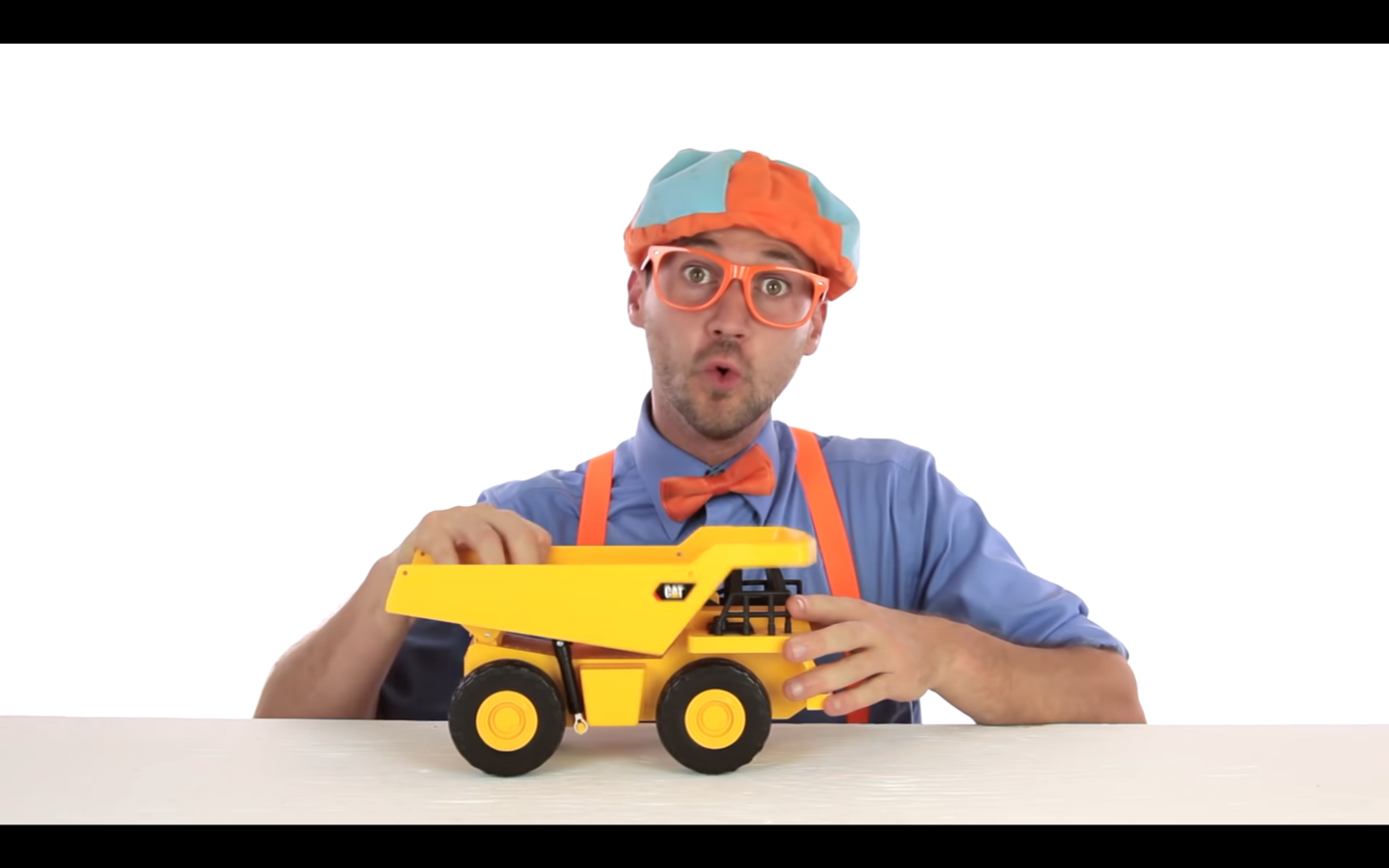 Stevin John, better known as Blippi.