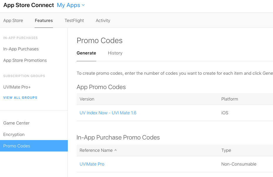How to Generate and Redeem iOS App Promo Codes in 2018 (for the new