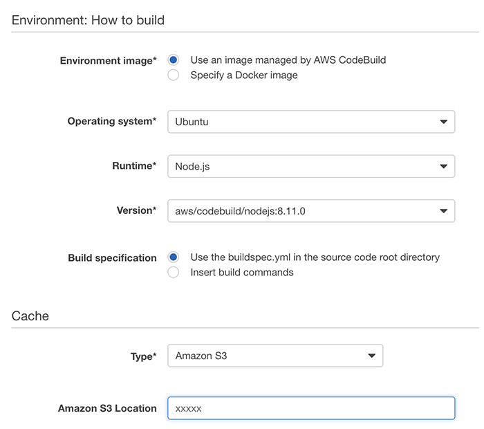 Setting up blue-green deployment for your application in AWS ECS