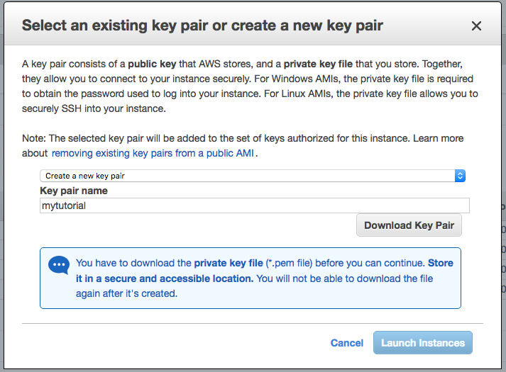Venture into Amazon Web Service: Deployment with EC2 and RDS