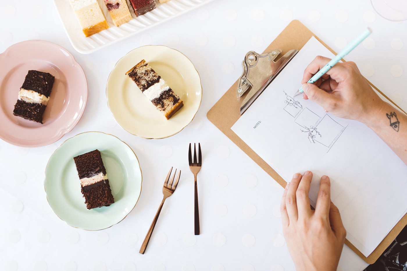You want to learn to prototype? First, bake a cake