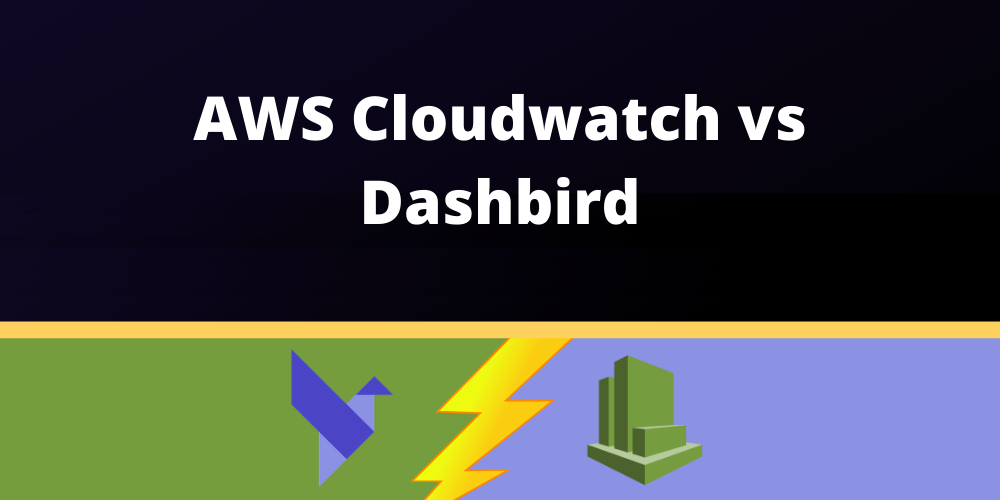 aws cloudwatch vs dashbird