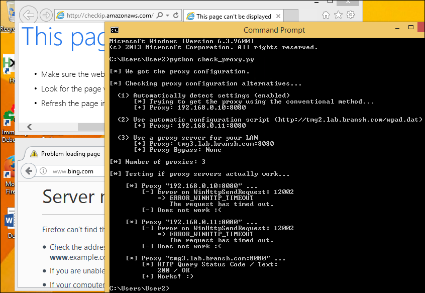 A Meterpreter and Windows proxy case - Juan Caillava - Medium