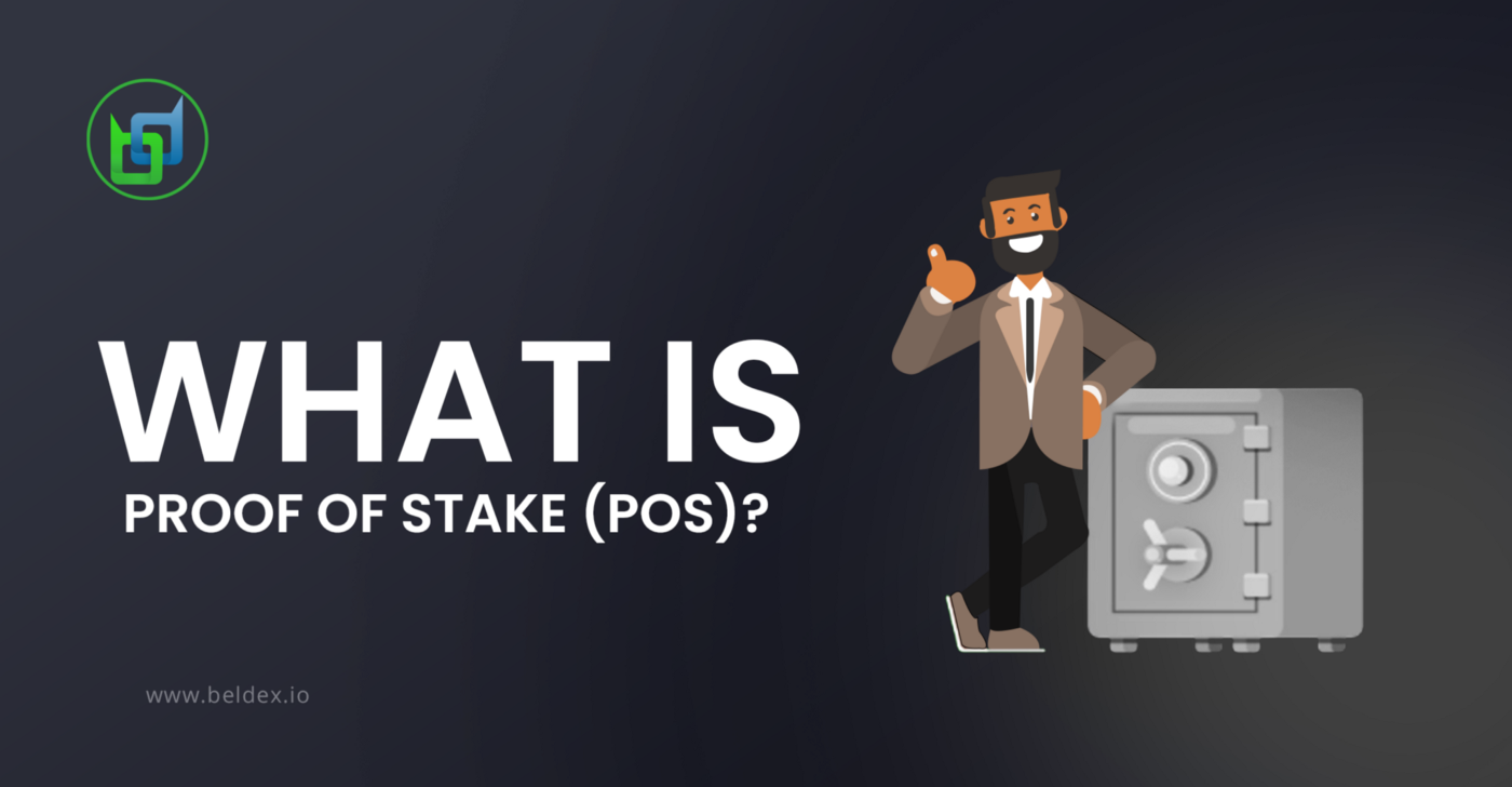 Definition for proof of stake