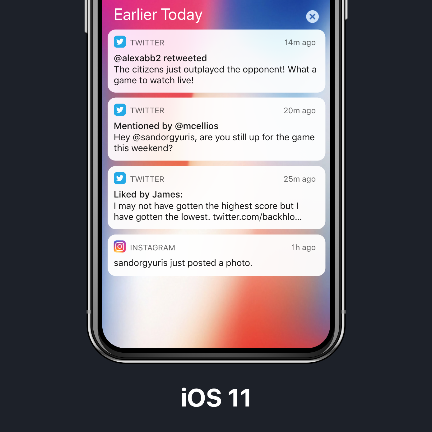 Designing a better notification experience for iOS - UX Collective