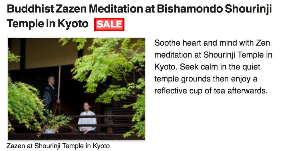 Naked Yoga in Kyoto: Perspectives on Postures, Pollution and Pilgrimage