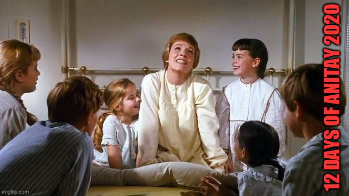 """Julie Andrews sings """"My Favorite Things"""" from The Sound of Music"""