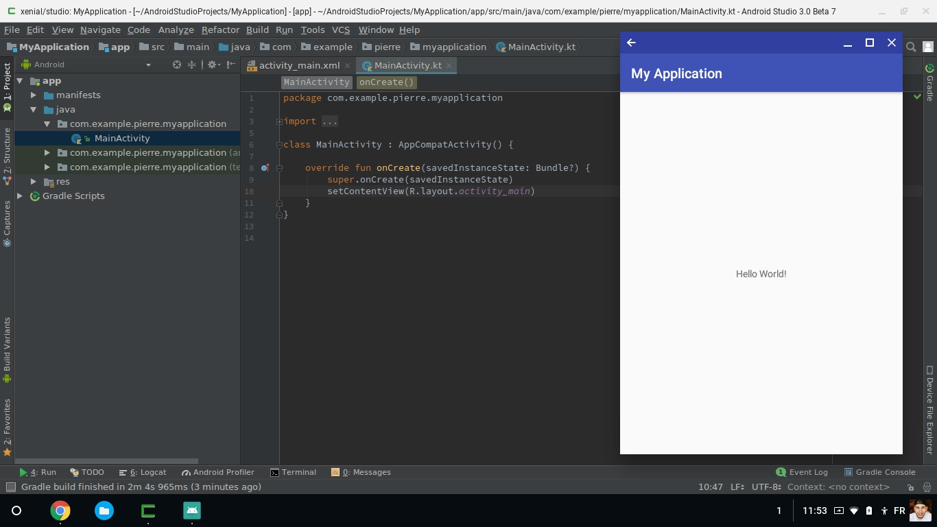 Developing Android Apps, right on your Chromebook - AndroidPub