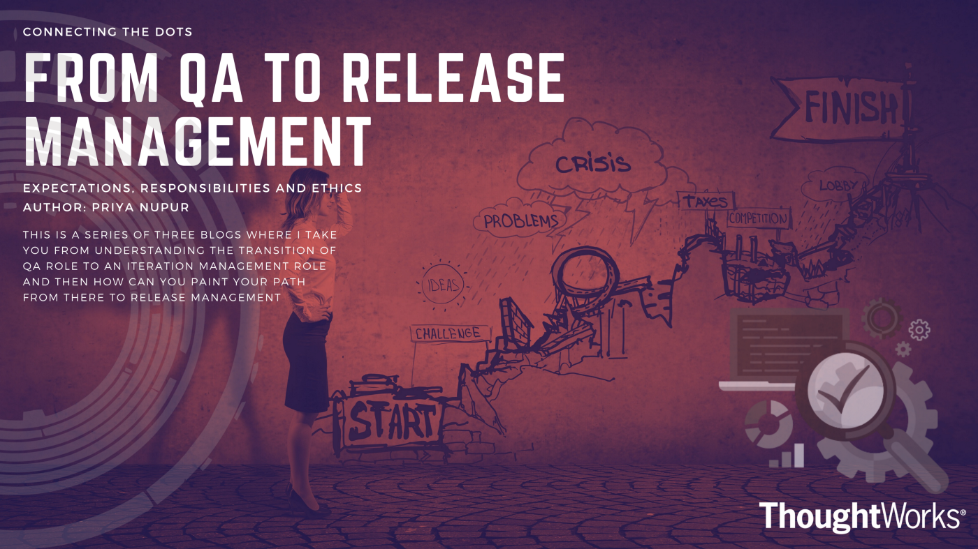 From QA to Release Management