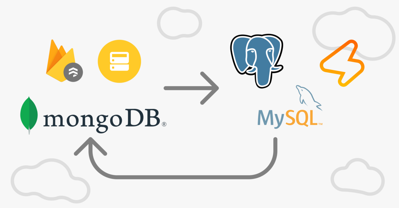 From NoSQL to SQL and back again