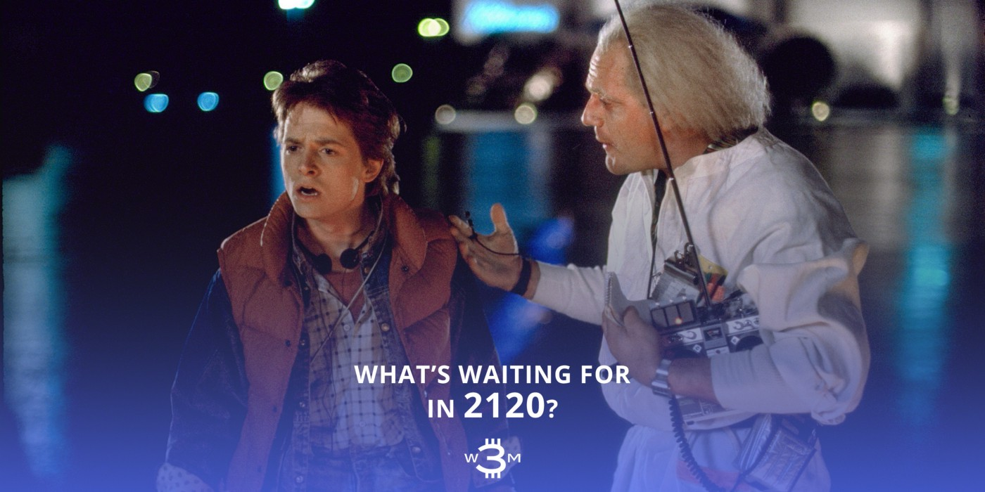 What's waiting for in 2120?
