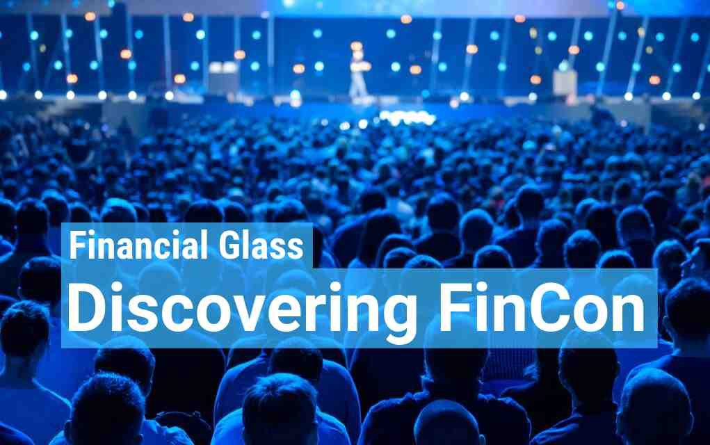 Discovering FinCon Cover — Financial Glass