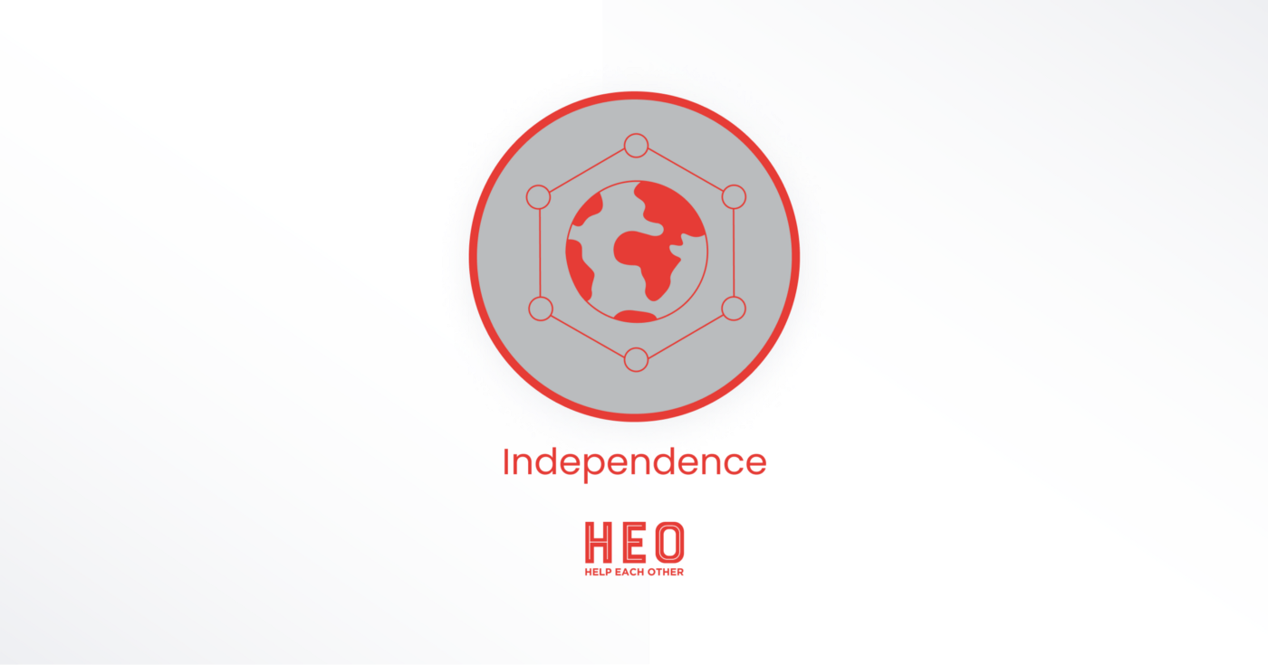 Fundraising in crypto: Independence