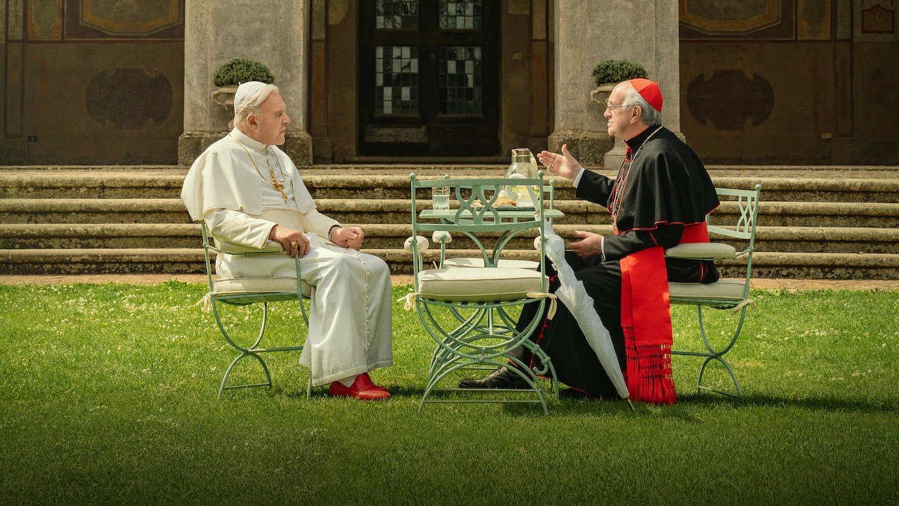 thetwopopes