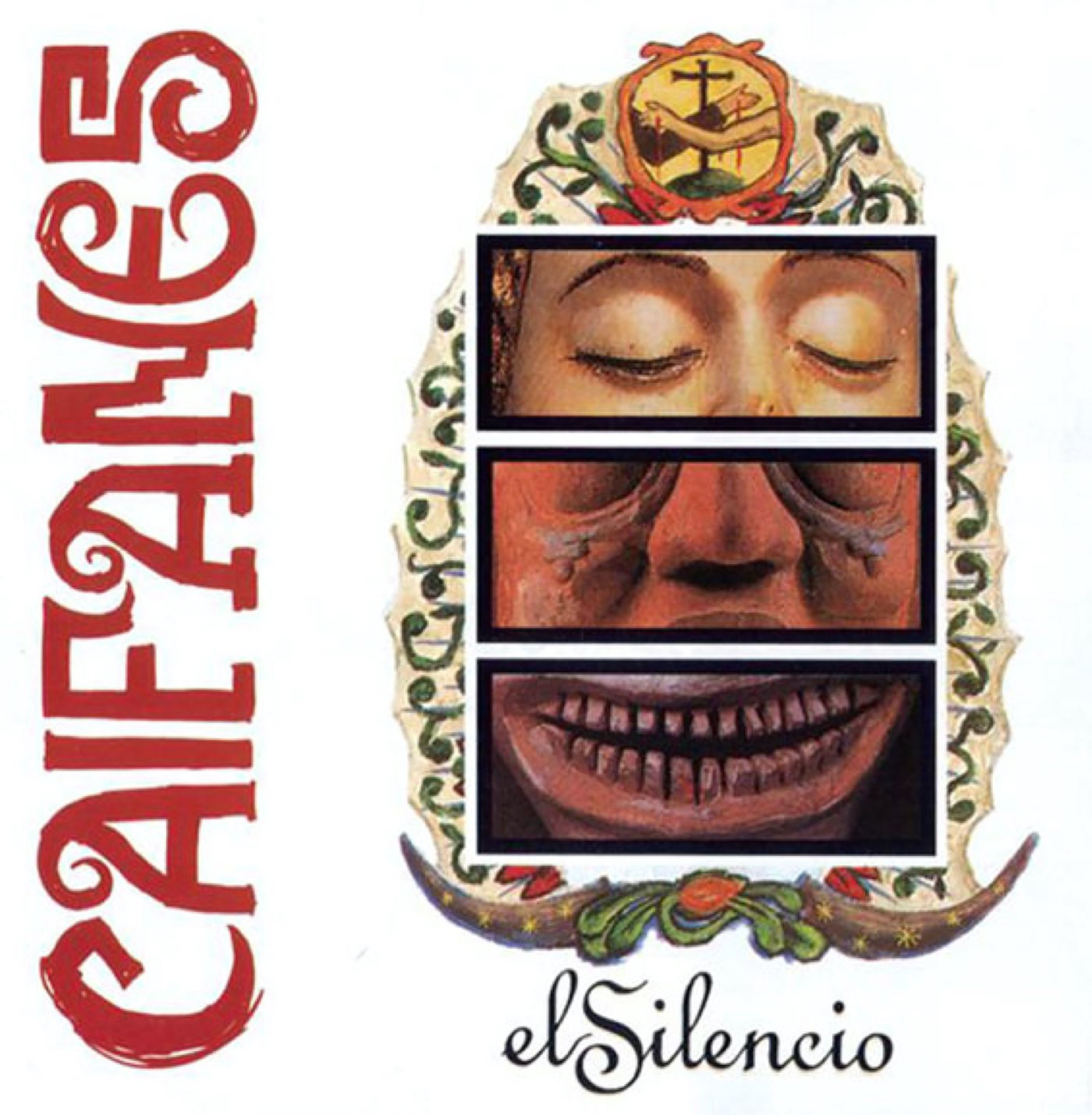 EL Silencio Album Cover by Caifanes