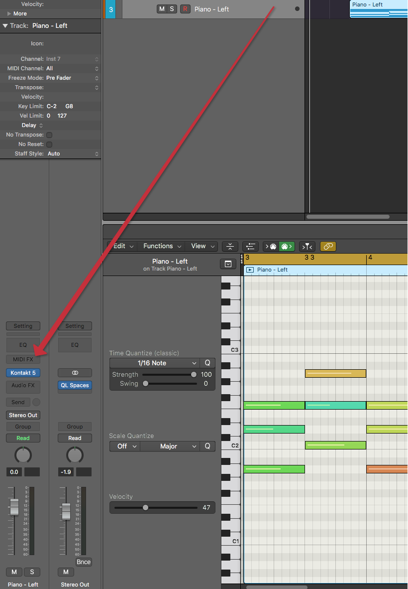 How to add epic pulsating strings to your compositions in a few easy