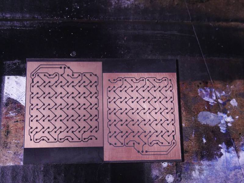 Laser PCB Etching Process - Hackster Blog