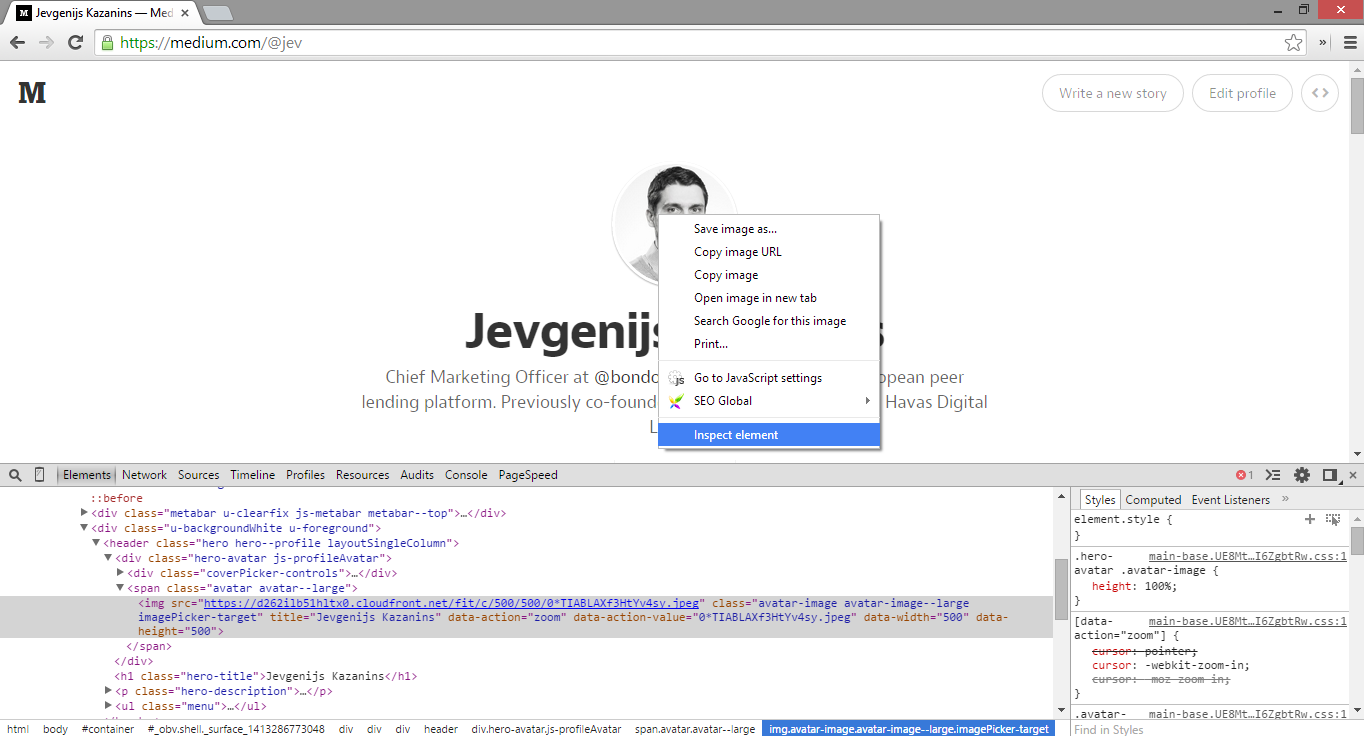 Introduction to JQuery for Marketers - Jevgenijs Kazanins - Medium