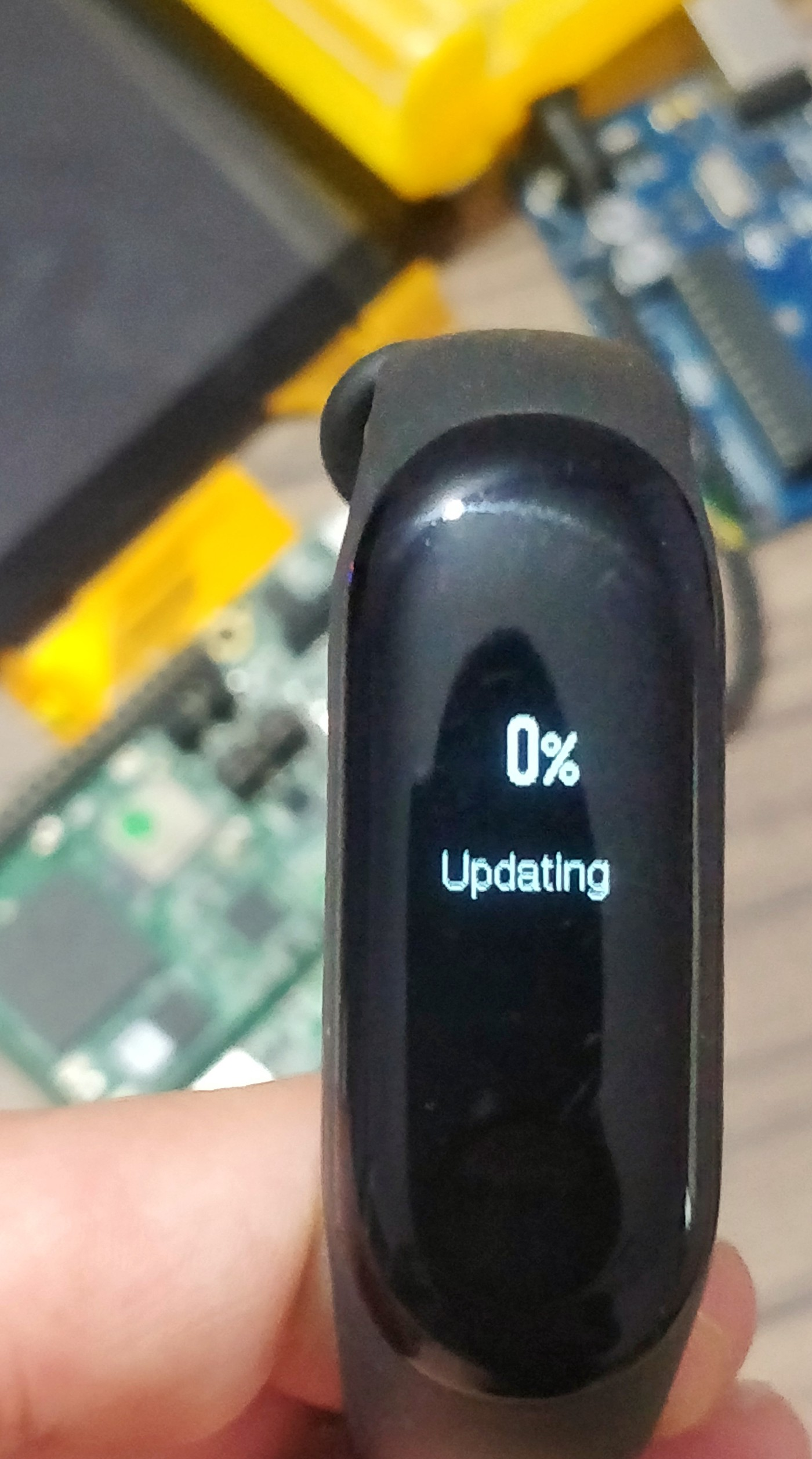 I hacked MiBand 3, and here is how I did it Part II — Reverse
