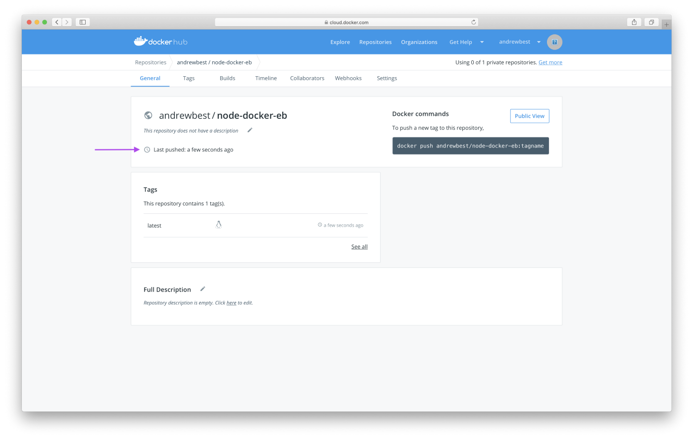 How To Deploy a Node App on AWS Elastic Beanstalk with Docker   by ...