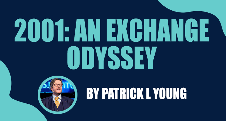 2001: An Exchange Odyssey Cover Page