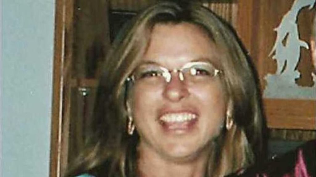 Debora Gail Moody, who was murdered in 2007