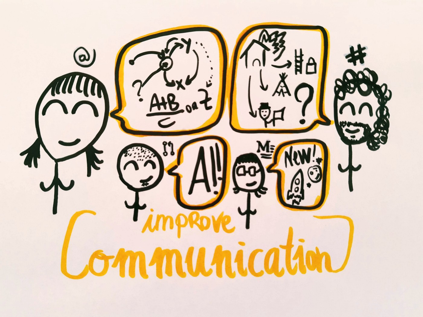 How to improve communication for developers