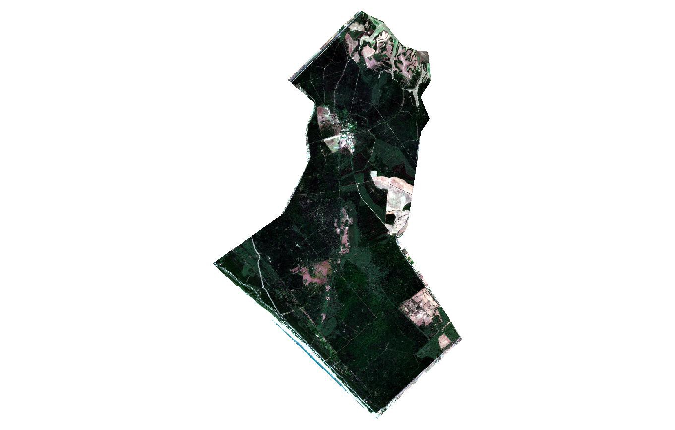 Satellite imagery access and analysis in Python & Jupyter notebooks