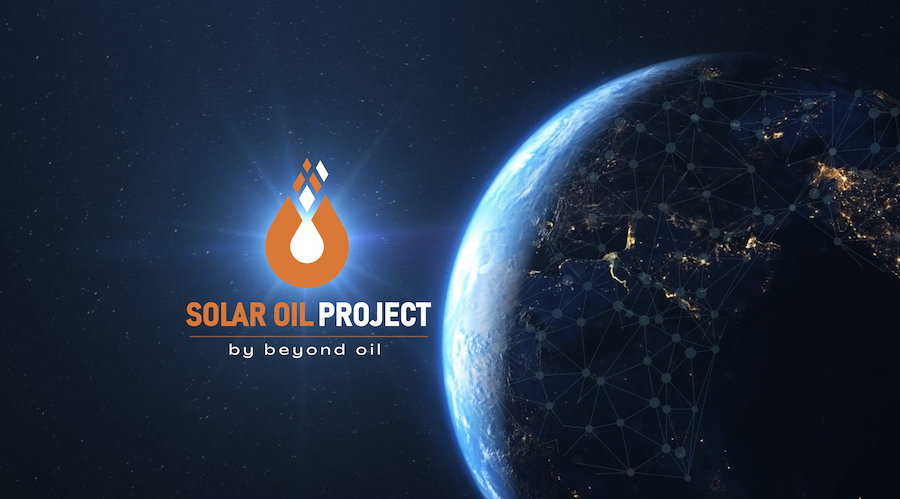 Solar Oil Project—Forging The Path To A Better Future