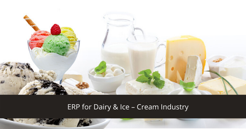 Erp For Dairy
