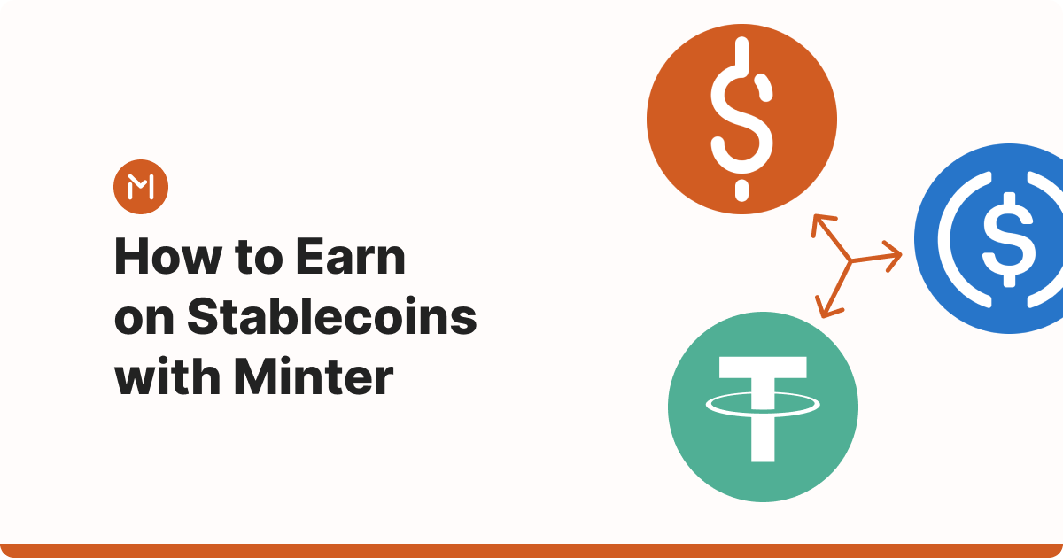how to earn on stablecoins