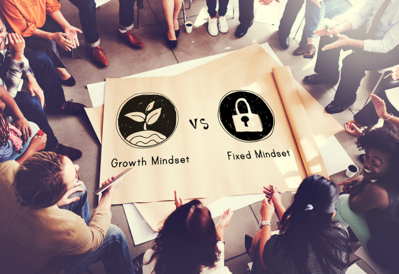 What is a Growth Mindset and why do we need one?