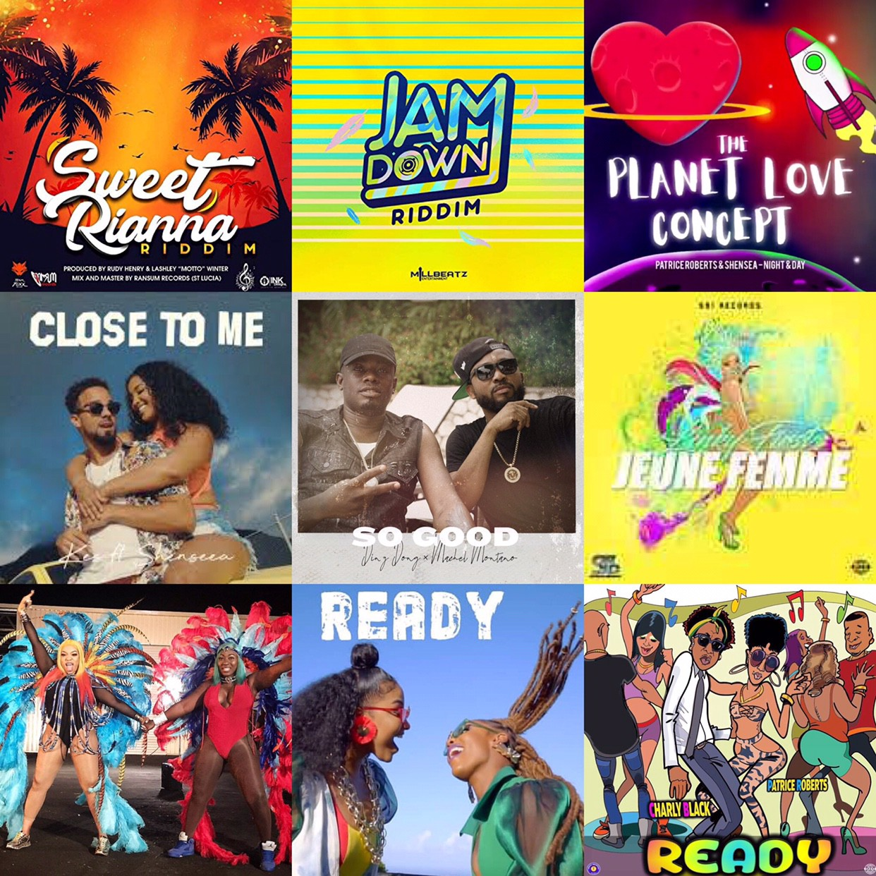Catch Up On Your Soca: Songs Released For Jamaica Carnival 2019