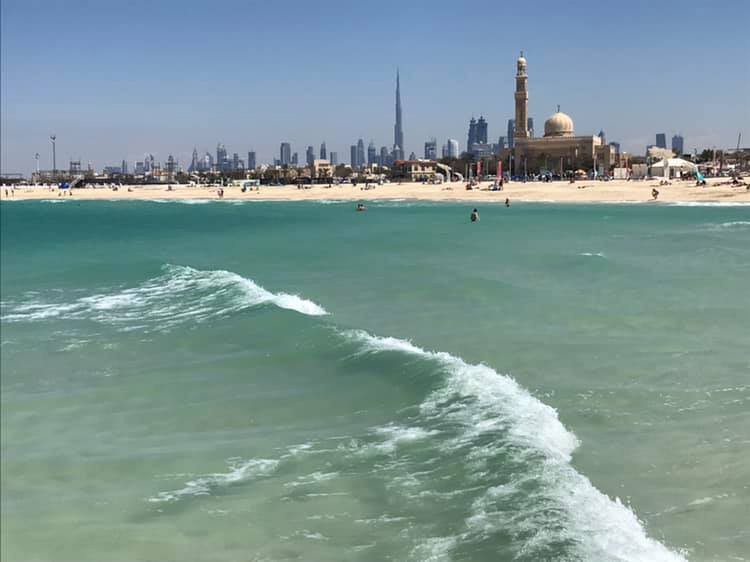 Kite Beach, Dubai, UAE
