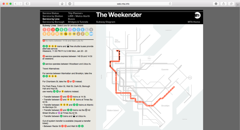 Real-time data is now available for ALL New York City subways