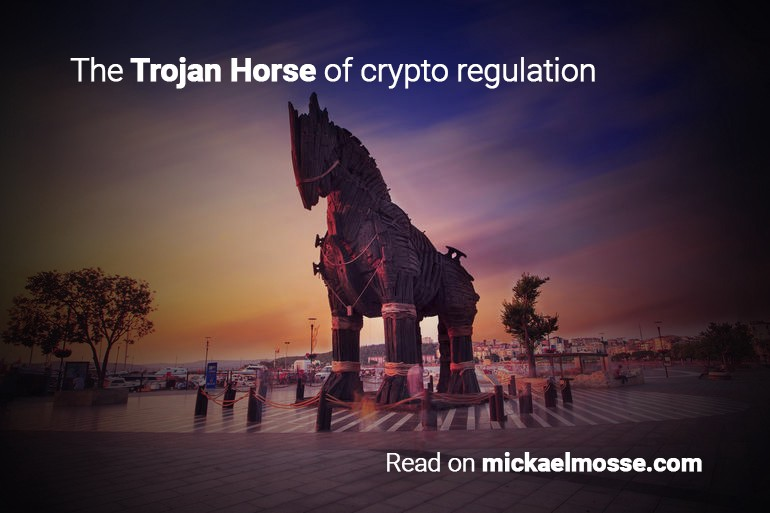 A Trojan Horse in the middle of a park. mickaelmosse.com