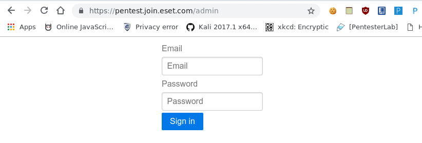 Solving ESET's Pentest Challenges - John Troon - Medium