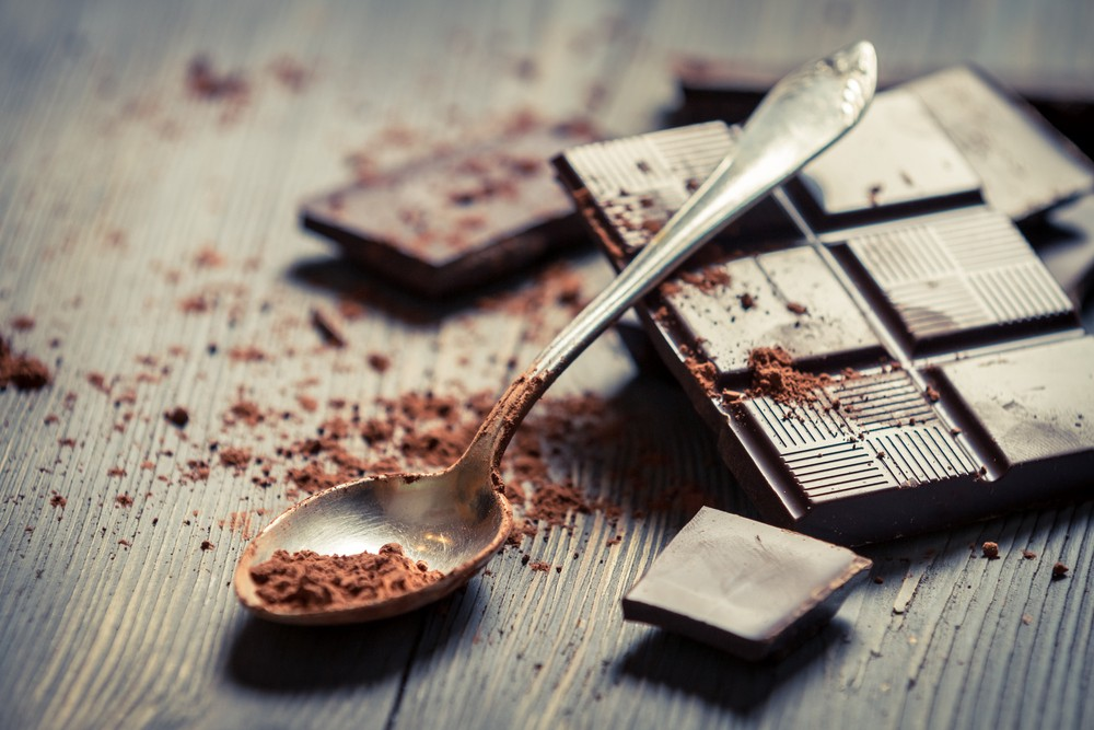 Chocolate in your gout diet