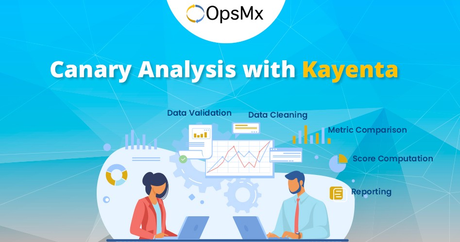 Canary Analysis using Kayenta for Spinnaker pipelines