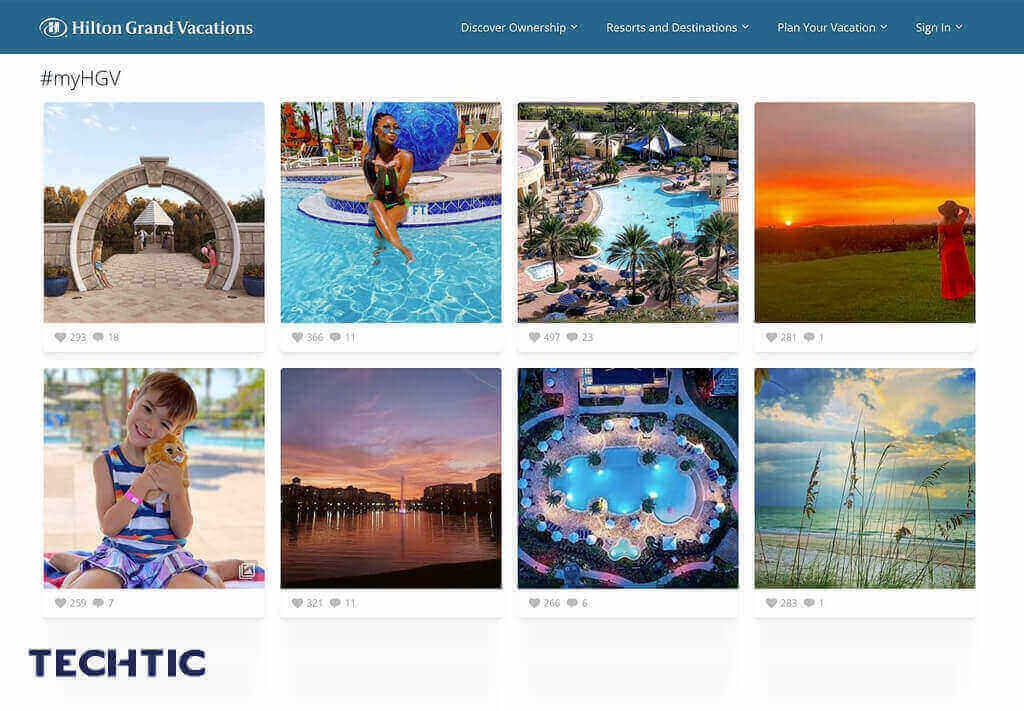 Brands and Businesses using User-Generated Content (UGC)