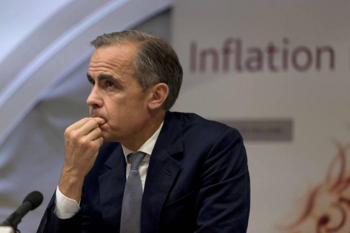 Image of Mark Carney, former Governor of the Bank of England