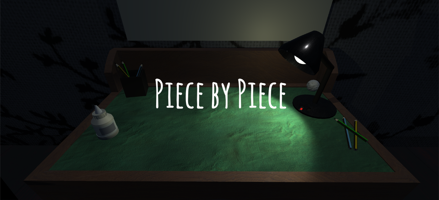 Piece by Piece Game