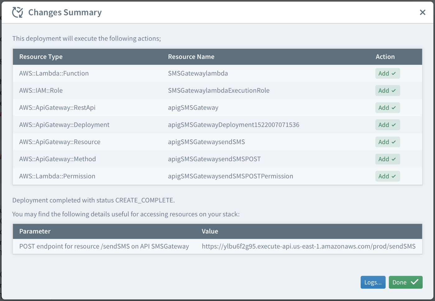 Building a serverless SMS sender in 10 minutes - Think Serverless