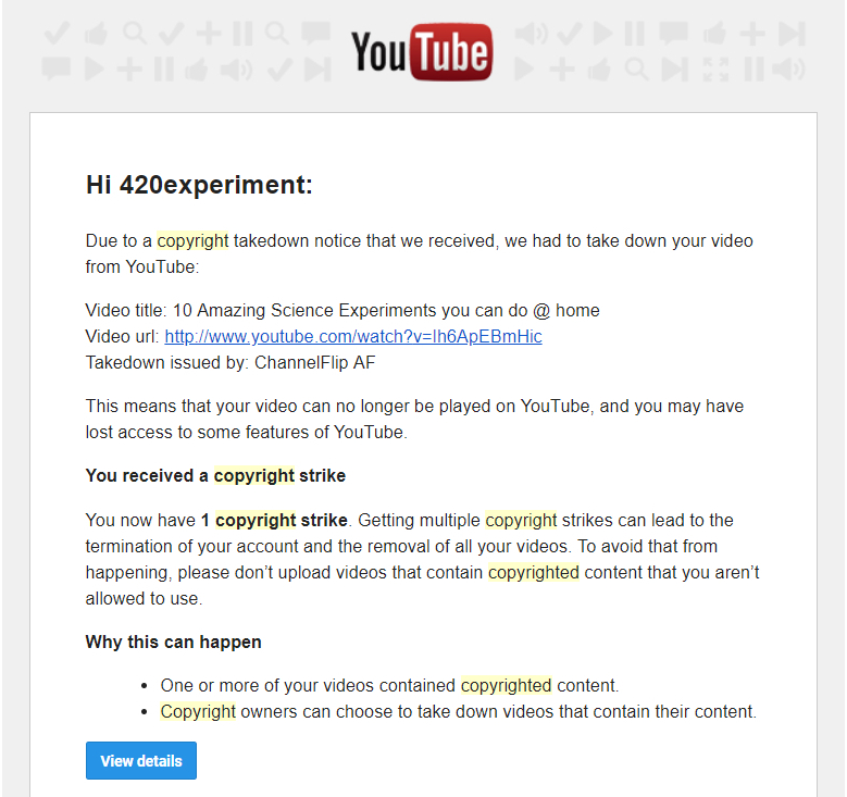 Here's How I Hack YouTube & why EU copyright directed is doomed to