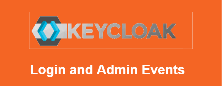 Keycloak Login and Admin Events Image