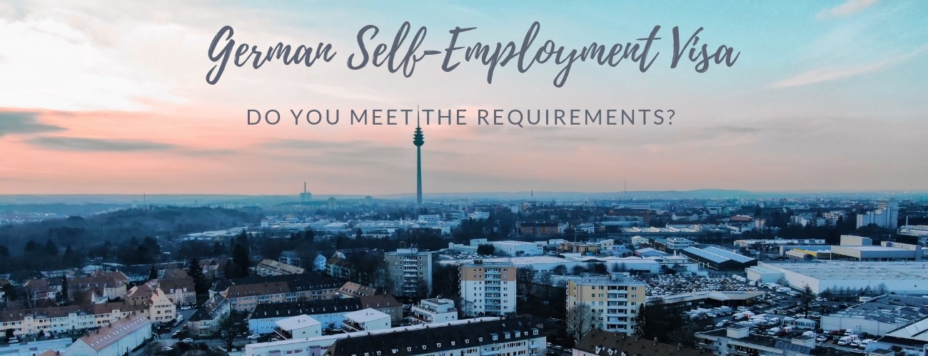 German Self Employment Visa For Non Eu Nationals Do You Meet All The Requirements By Yamini Von Gotham Medium