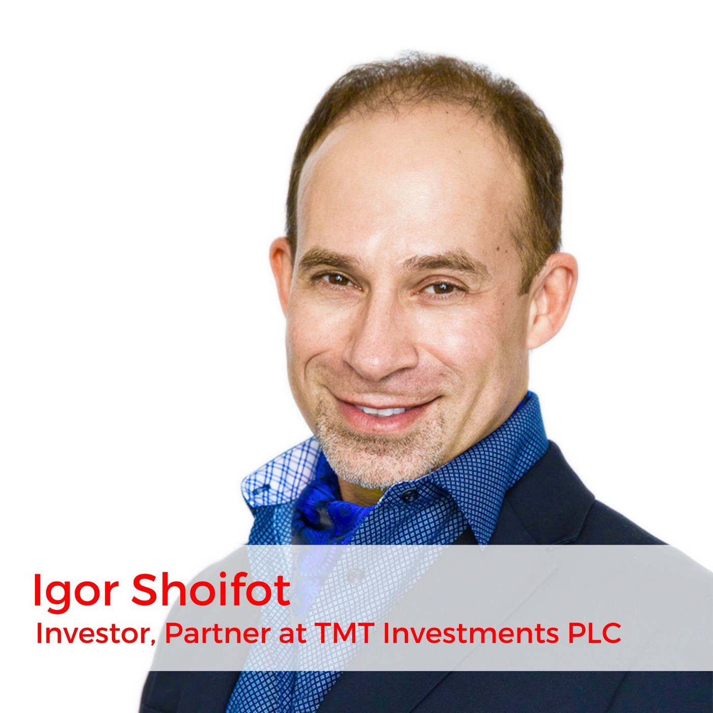 Igor Shoifot, Investor and Partner at TMT Investments, gave a keynote at the Young Business Club of New York. YBC NYC.
