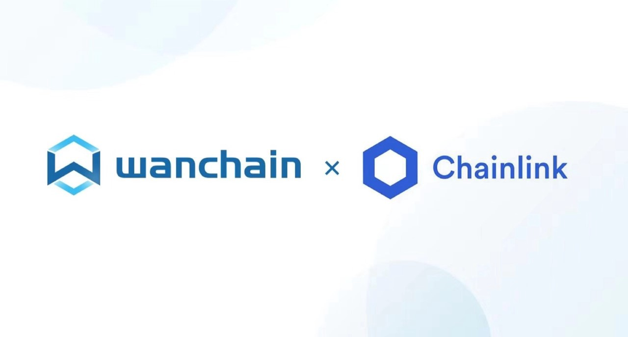 Wanchain Adds Real-World Data with Chainlink Integration and Partnership