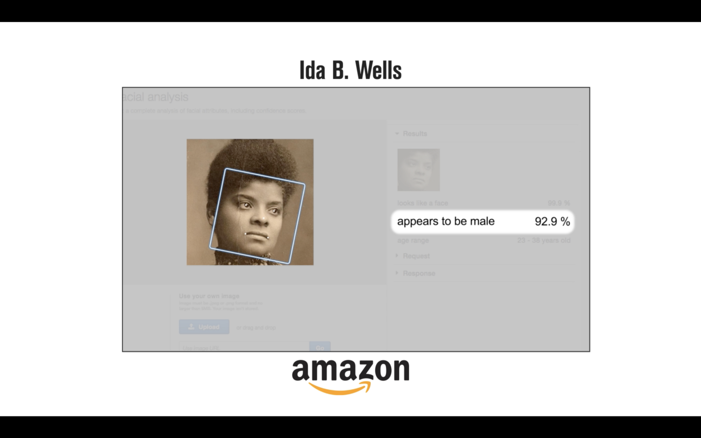 Response: Racial and Gender bias in Amazon Rekognition — Commercial
