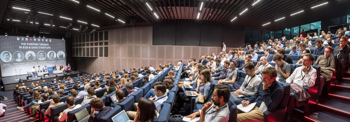 Top 20 European Conferences for Tech startups in 2019